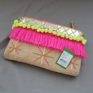 NWT Lilly Pulitzer Baja Clutch